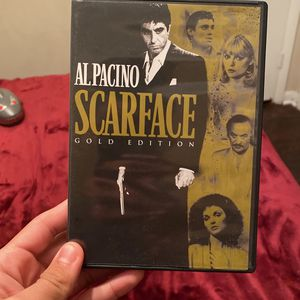 Scarface Gold Edition Dvd for Sale in Nashville, TN