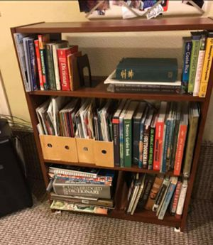Wood bookshelves for Sale in Renton, WA