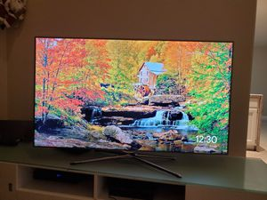 55 inch samsung smart tv 4k and 3D for Sale in Las Vegas, NV