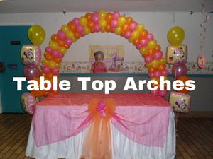 Table Top Balloon Arches for Sale in Arlington, TX