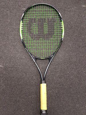 Wilson Advantage XL tennis racket for Sale in Ocean Ridge, FL