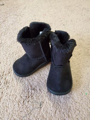 Baby girl boots, size 2 .New for Sale in Peoria, IL