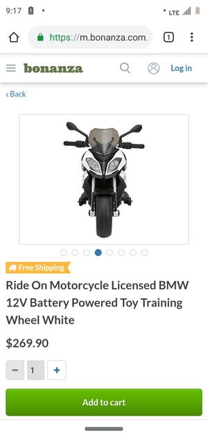 BMW Electric Motorcycle for Sale in Las Vegas, NV