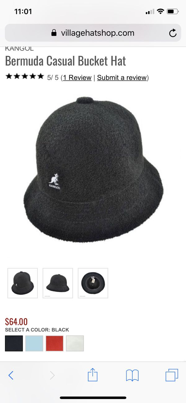 c7c8d0d3bd60a Limited Edition Kangol Bucket Hat for Sale in Laguna Beach