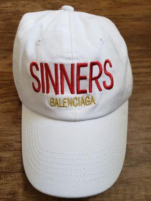 d6db1b6e199 BALENCUAGA SINNER - WHITE for Sale in Commerce