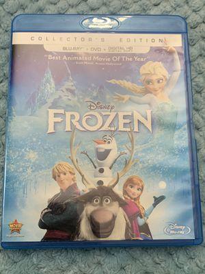 Frozen Disney Movie DVD & Blu Ray for Sale in Woodbridge, VA