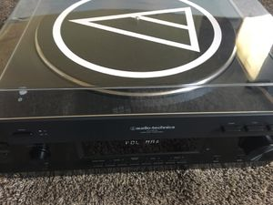 Turntable with Stereo receiver for Sale in Sterling Heights, MI