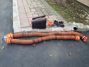 RV sewer hose and support system for Sale in Syosset, NY