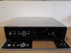 Panasonic Screen Projector for Sale in Apex, NC