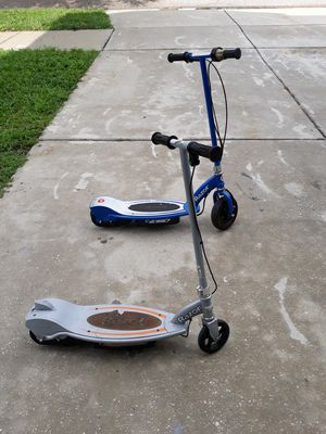 Razor scooters AS IS!!! for Sale in Riverview, FL