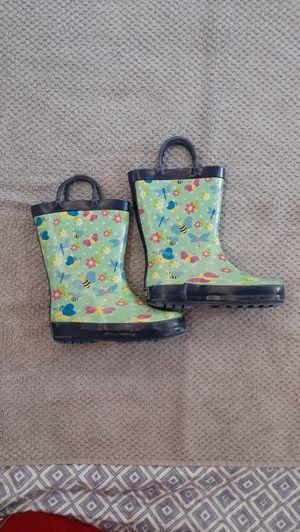 Rain boots size 8 for Sale in Laguna Beach, CA