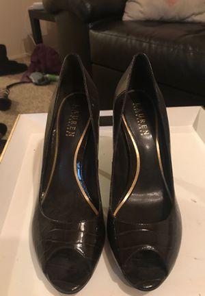 Brown Ralph Lauren Heel size 8 for Sale in Bellevue, WA
