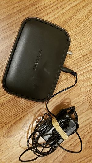 NETGEAR MODEM CM 400 for Sale in Gaithersburg, MD