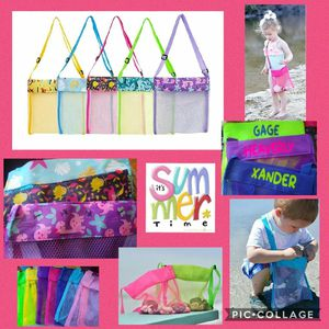 Kids Seashell beach pool bag sale for Sale in York, PA