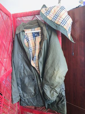 Nice authentic Burberry coat in good condition. for Sale in Ocala, FL