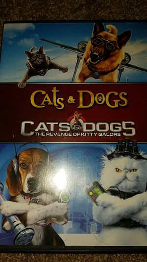 Cats & Dogs movie for Sale in Evansville, IN