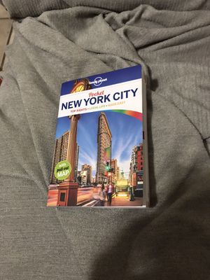 New York Lonely Planet for Sale in San Jose, CA