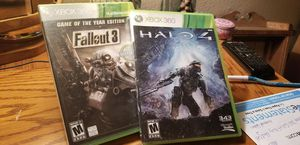 2 XBOX 360 GAMES for Sale in Las Vegas, NV
