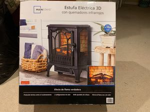 3D Electric stove for Sale in Alexandria, VA