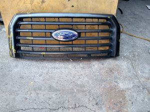 2015 2017 Ford F150 OEM front Grille painted FL 348200 for Sale in Wilmington, CA
