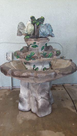 Water fountain for Sale in Menifee, CA