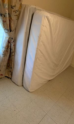 Mattress,Box spring & rails for Sale in Autaugaville, AL