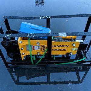 Brand New Hydraulic Breaker/ Hammer Attachment for Sale in Fontana, CA