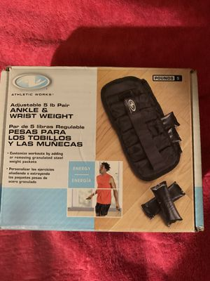 Ankle,Wrist,Arm weight,New in Box 📦 for Sale in Jonesville, NC
