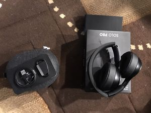 Brand New Beats Solo Pro for Sale in Seattle, WA