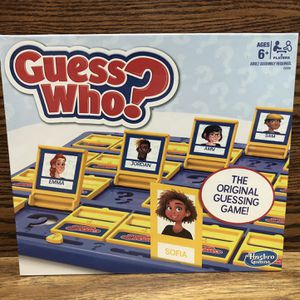 Guess Who? Boardgame for Sale in Las Vegas, NV