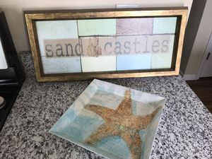 Home decor misc pieces, selling as a lot for Sale in BELLEAIR BLF, FL