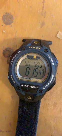 Timex Ironman Triathlon 30 Lap watch for Sale in Barre,  VT