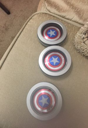 Captain America spinners for Sale in Henderson, NV
