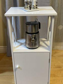 Small Coffee/tea Cabinet for Sale in Kirkland,  WA