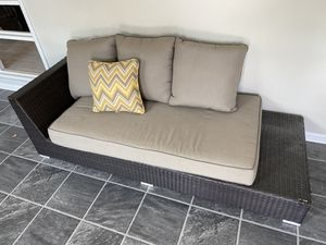 Patio Couch, Love Seat, Coffee Table for Sale in Longwood, FL