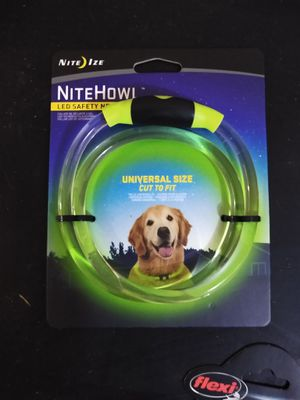 Universal glow light dog collar for Sale in Pittsburg, CA
