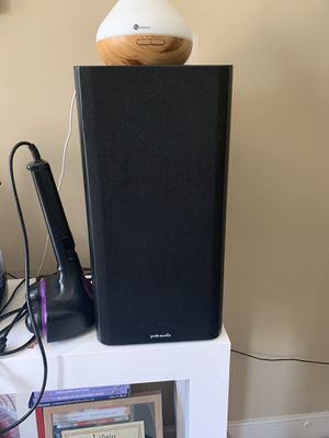 Polk audio bookshelf speakers for Sale in Chevy Chase, MD
