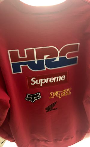 Supreme Honda racing sz L for Sale in St. Louis, MO