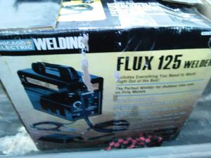 Chicago electric 125 flux core welder for Sale in Wellford, SC