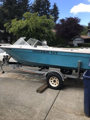 1972 Bayliner closed Bow for Sale in Federal Way, WA