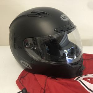 Bell Motorcycle Helmet With Transition shield for Sale in Hayward, CA