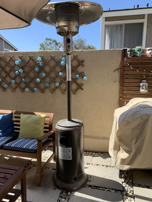 Patio heater (2 available) for Sale in Huntington Beach, CA