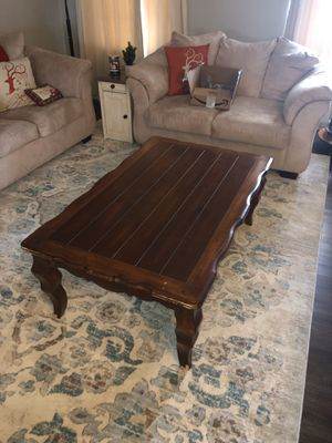 Large Antique Coffee Table for Sale in Lacey Township, NJ