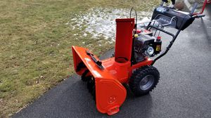 Ariens 30 in 306cc 2 stage snowblower - used 3 times for Sale in Lynnfield, MA
