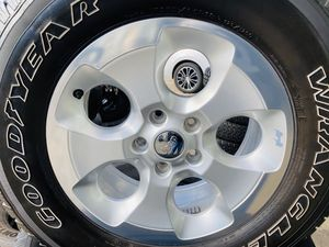 "2017 Jeep Wrangler 18"" wheel spare tire for Sale in Gilroy, CA"