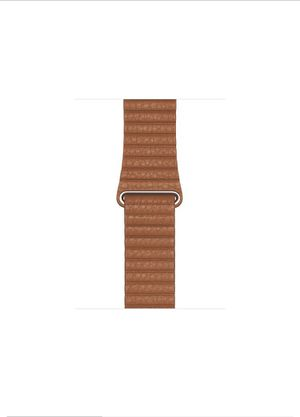 Apple Watch Leather Loop (44mm) - Saddle Brown - Large for Sale in Chino Hills, CA