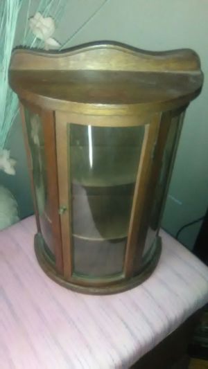 Antique wall cabinet for Sale in Kansas City, KS