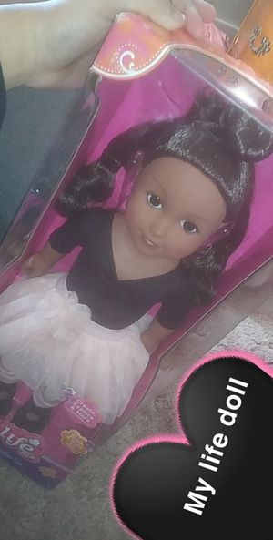 My life doll for Sale in Wichita, KS