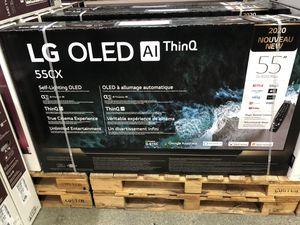 LG 55 inch 4K TV OLED 2020 model CX oled55Cx for Sale in Norwalk, CA