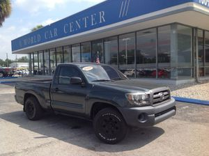 2009 Toyota Tacoma Regular Cab for Sale in Kissimmee, FL
